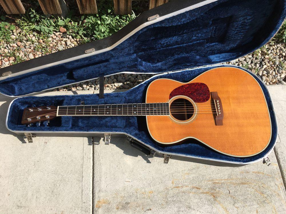 broken string guitars salida guitar shop we buy sell trade new vintage guitars 1992. Black Bedroom Furniture Sets. Home Design Ideas