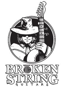 Broken String Guitars